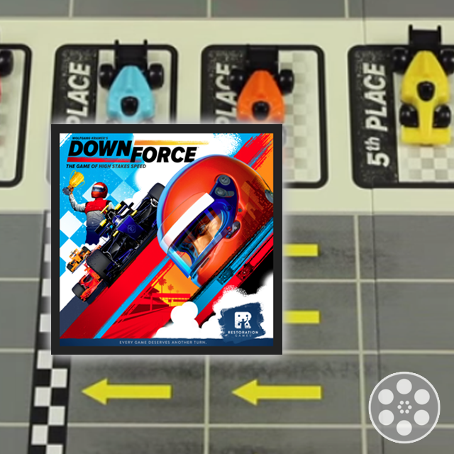 Downforce Review