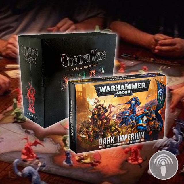 Episode 48 - The Cthulhu Wars Review
