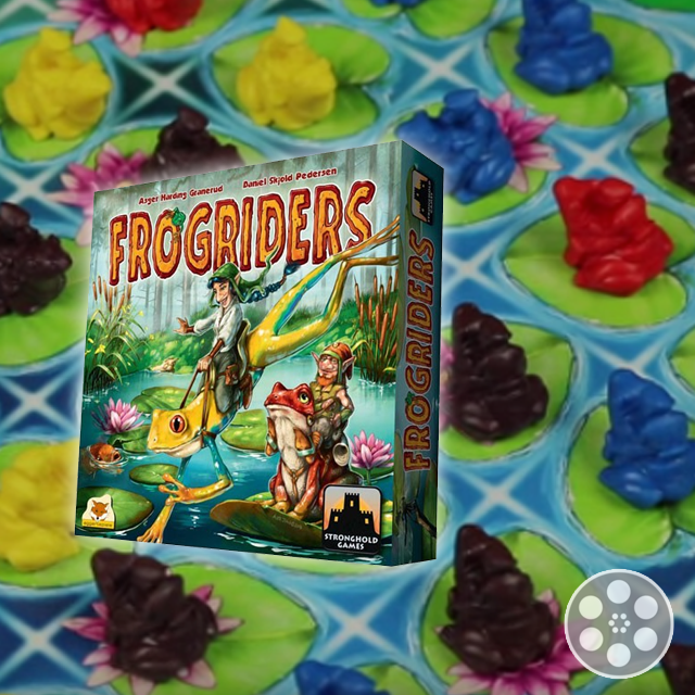 Frogriders Review