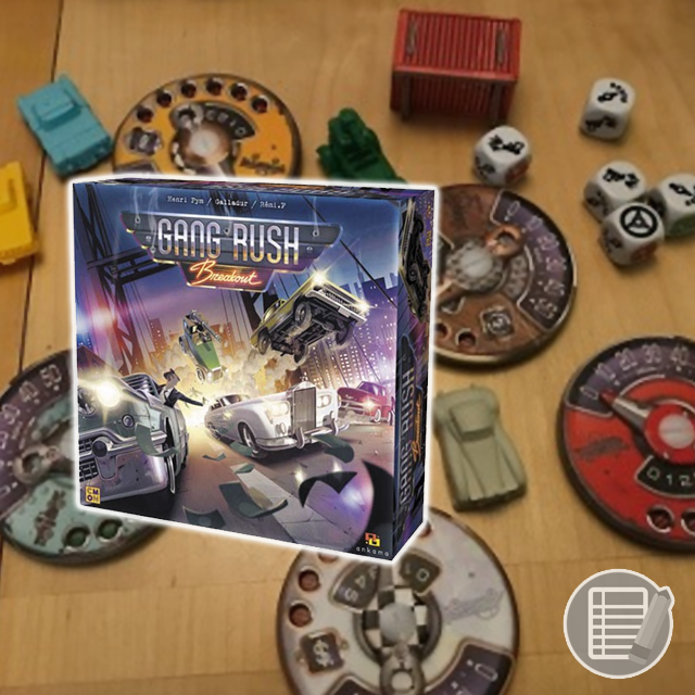 Gang Rush: Breakout Review