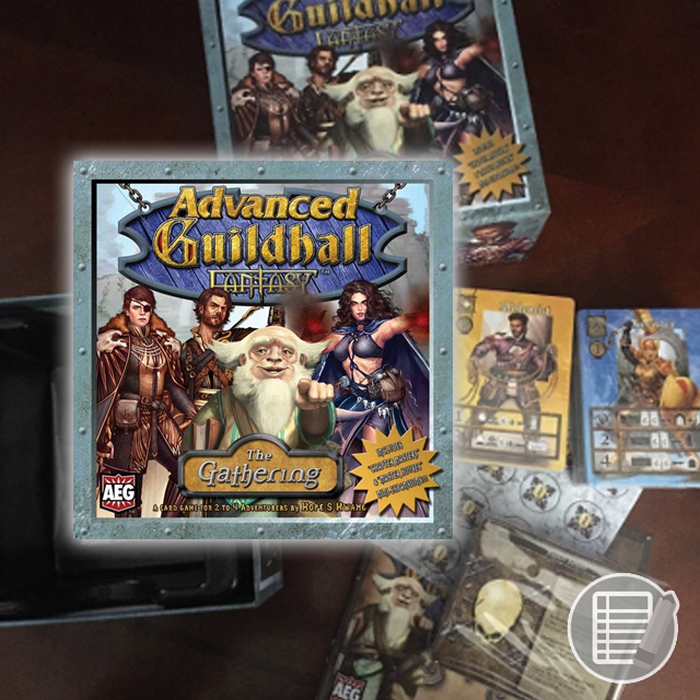 Guildhall Fantasy: The Gathering Review