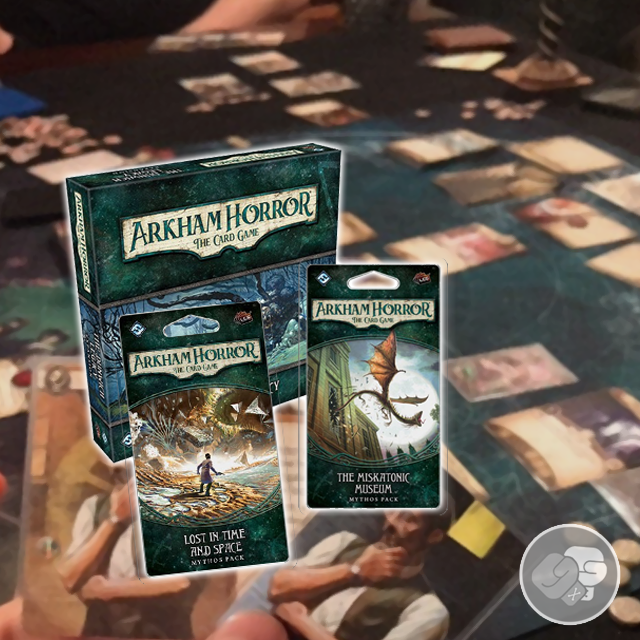 Arkham Horror LCG: The Dunwich Cycle Review