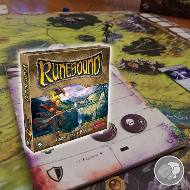 Runebound: Unbreakable Bonds Review