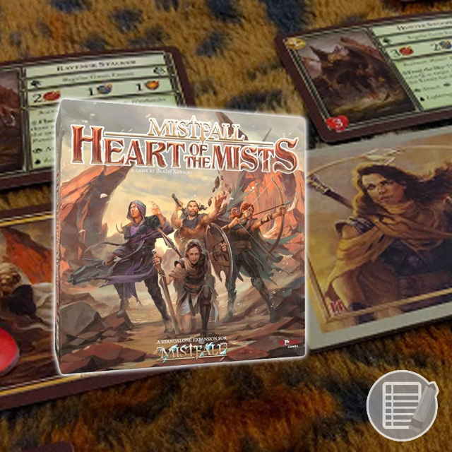 Mistfall: Heart of the Mists Review