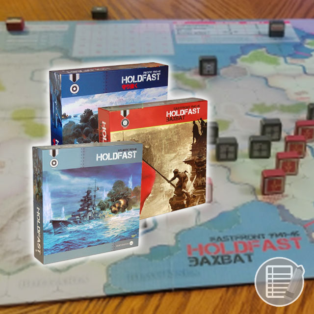 Holdfast Series Review
