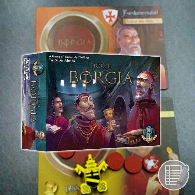 House of Borgia Review