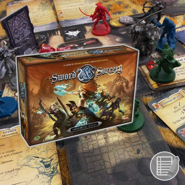 Sword & Sorcery: Immortal Souls Review