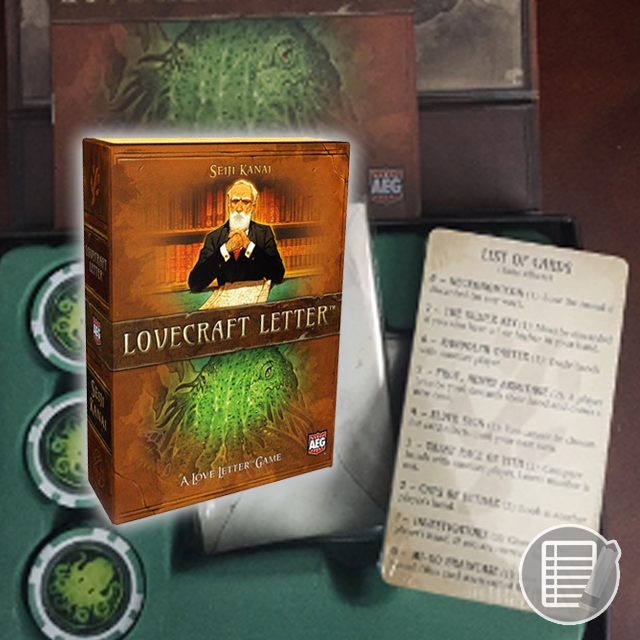 Lovecraft Letter Review