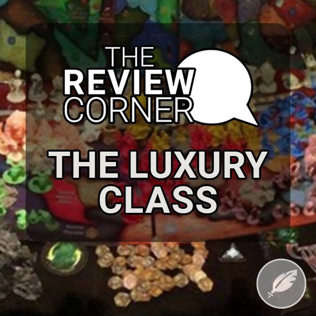 Editorial - The Luxury Class