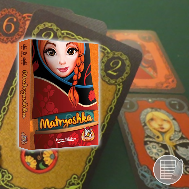 Matryoshka Review