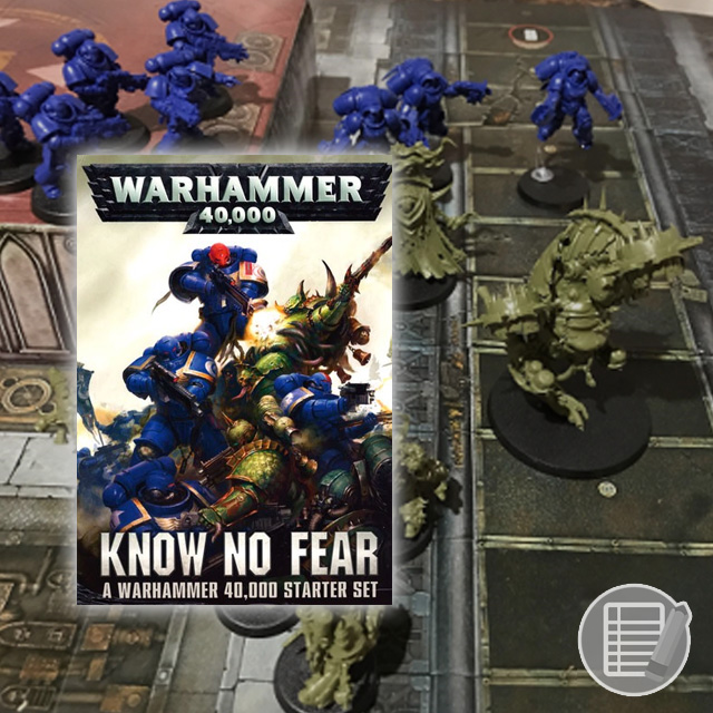 Warhammer 40K: Know No Fear Starter Set Review