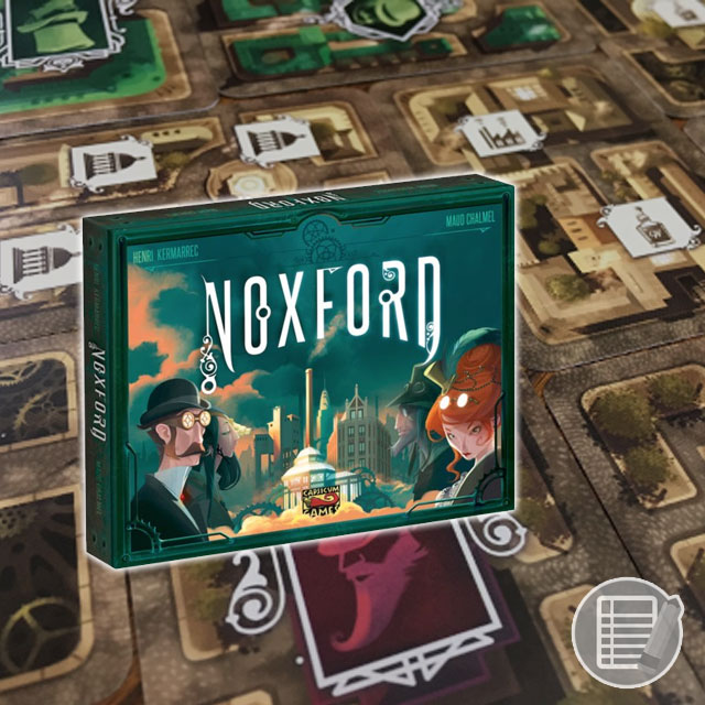 Noxford Review