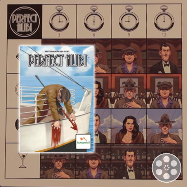 Perfect Alibi Review