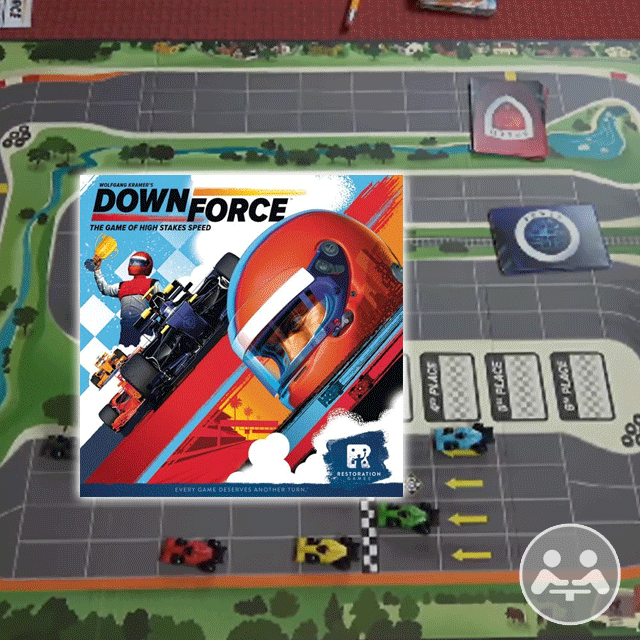 Downforce Playthrough