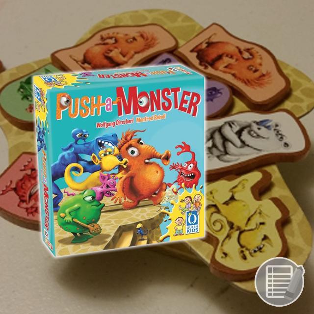 Push a Monster Review