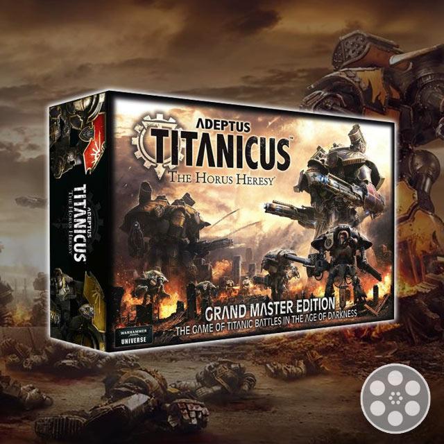 New Value: Adeptus Titanicus Grandmaster Edition
