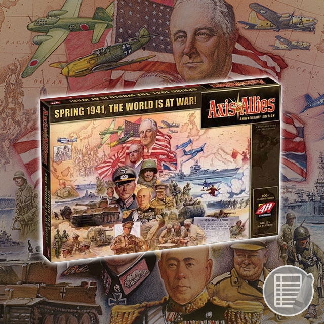 Axis & Allies: Anniversary Edition Review