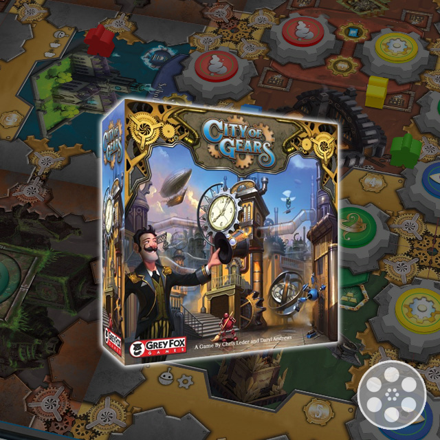City of Gears Preview