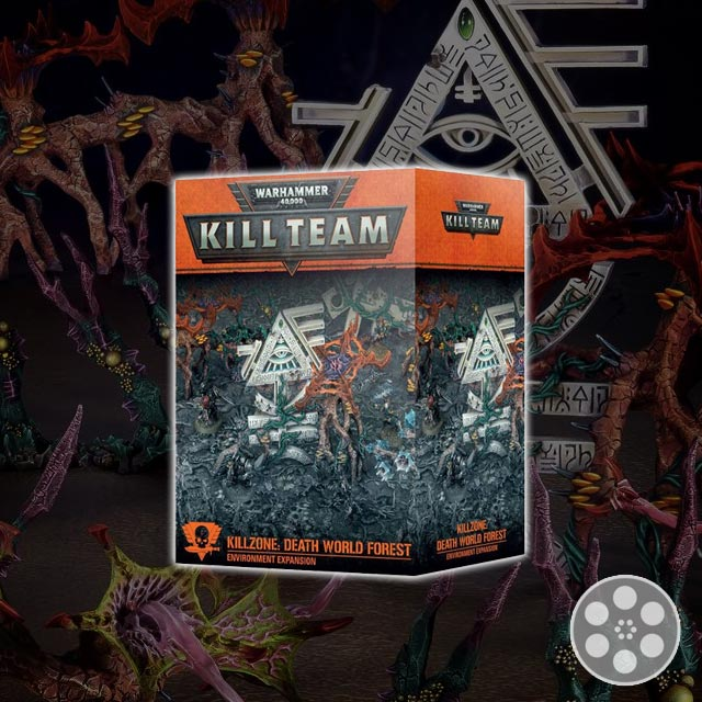 Rob Looks at Kill Team: Death World Forest