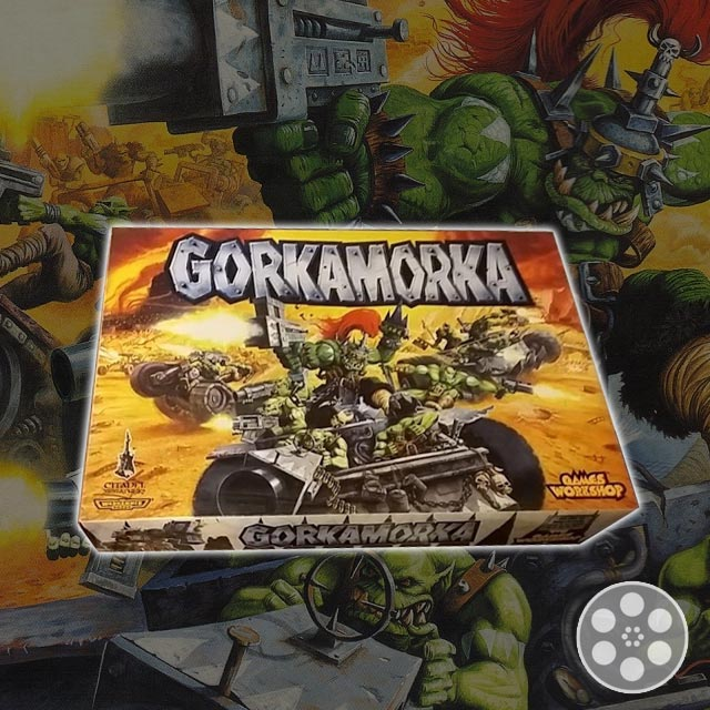 Rob's Thoughts on Gorkamorka / Speed Freeks