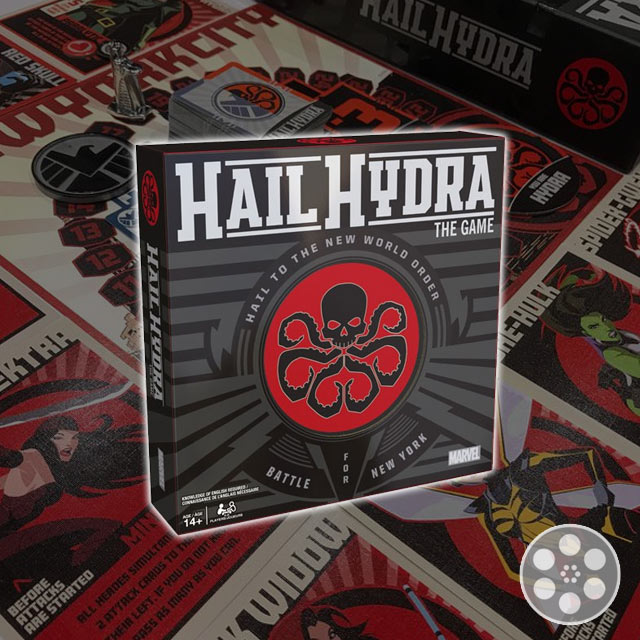 Hail Hydra Review