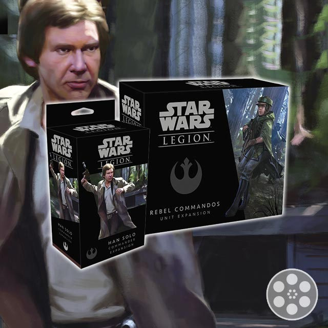 Han Solo & Rebel Commandos Unbox & Build