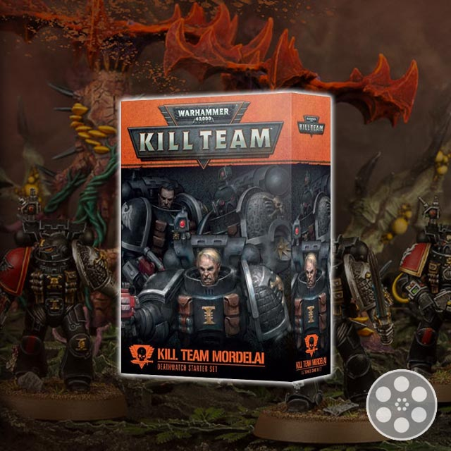 Rob Looks at Kill Team - Deathwatch Starter Set