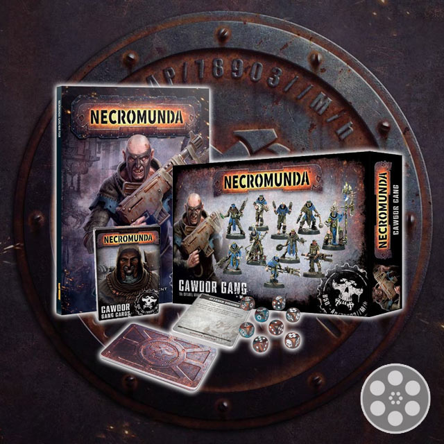 Necromunda Cawdor & Gang War 4 Review