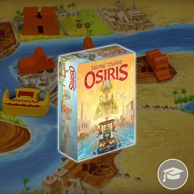 Sailing Toward Osiris Rules School
