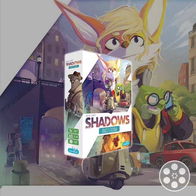 Shadows: Amsterdam Review