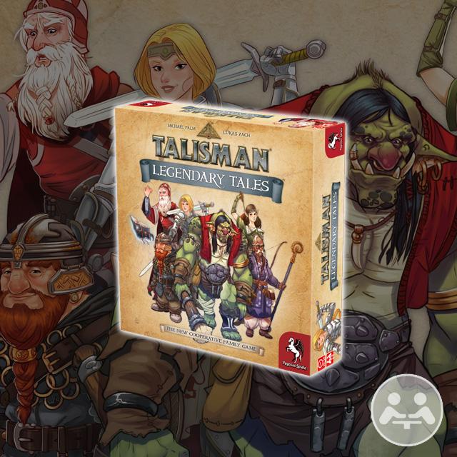 Talisman: Legendary Tales Playthrough