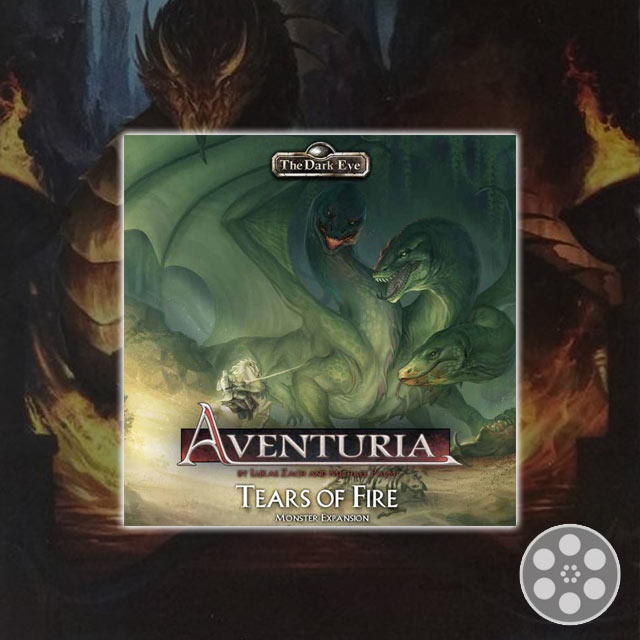 Aventuria: Tears of Fire Review