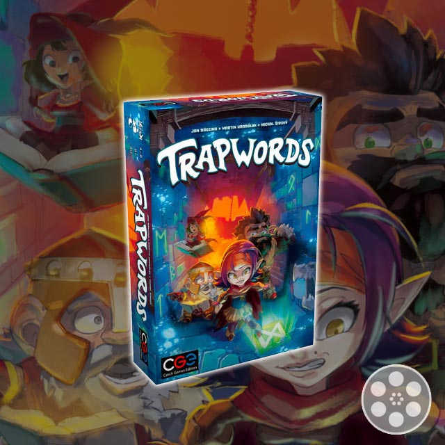 Trapwords Sneak Peek and Mini Review