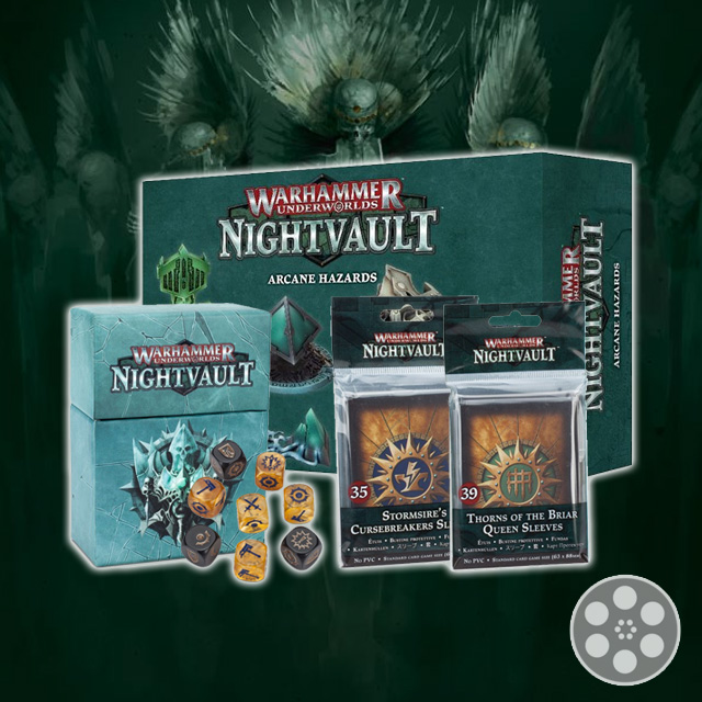 What to Buy Next: Nightvault