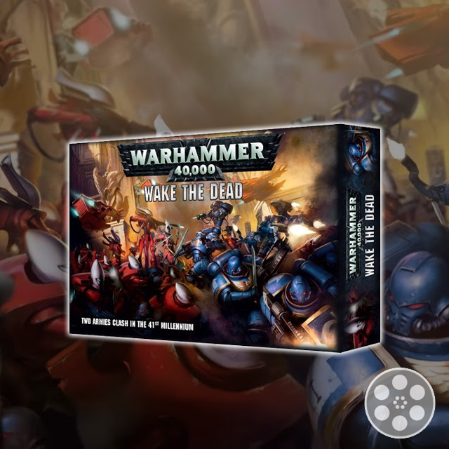 Wake the Dead Starter Set Warhammer 40K Review