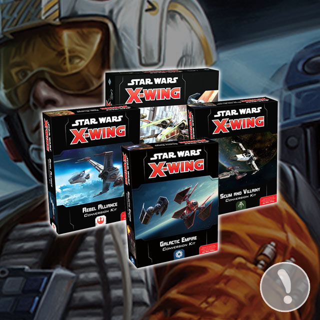 Don't Be Mad At X-Wing 2.0