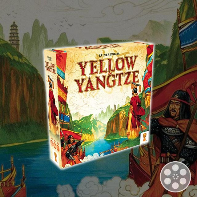 Yellow & Yangtze Review