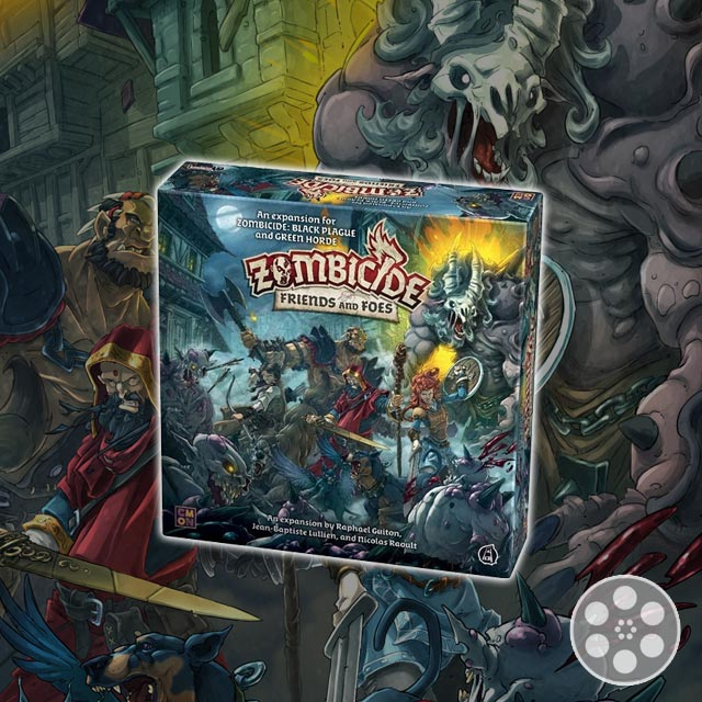 Zombicide: Friends And Foes Expansion Review