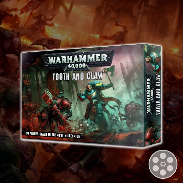 Warhammer 40K Tooth & Claw Unbox & Build