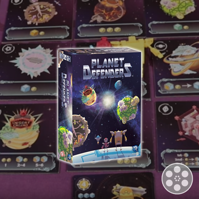 Planet Defenders Review