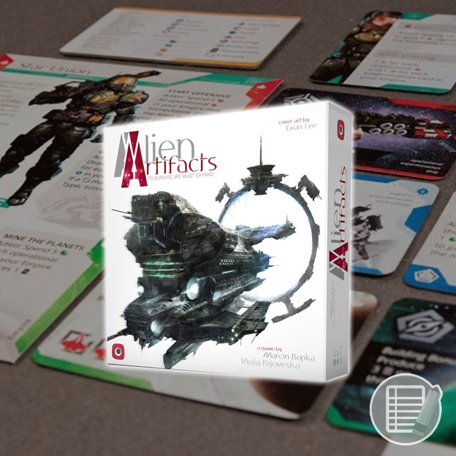 Alien Artifacts Review