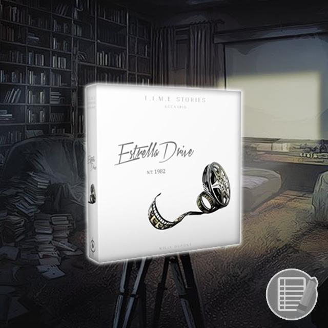T.I.M.E. Stories: Estrella Drive Review