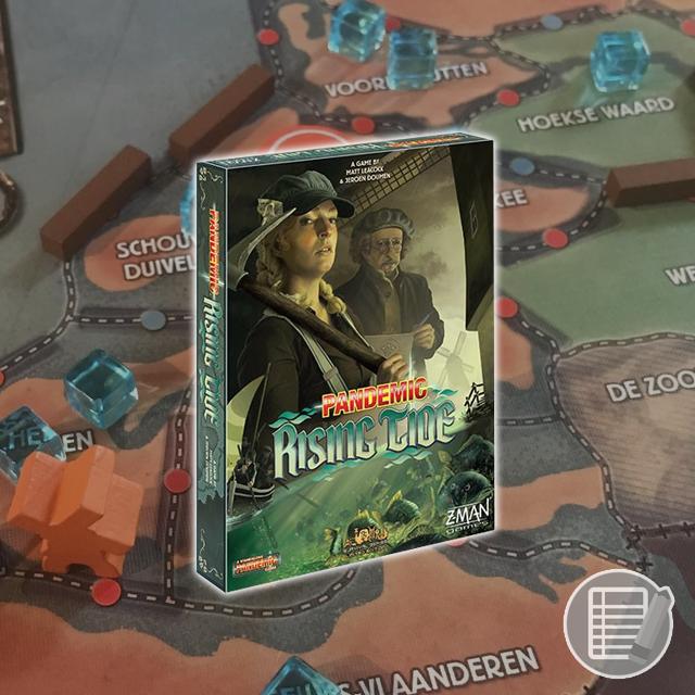 Pandemic: Rising Tide Review