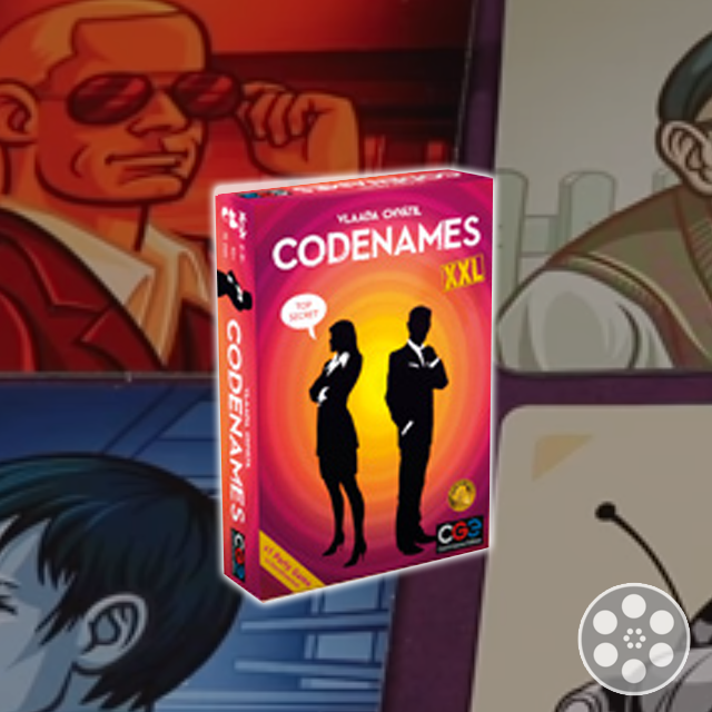 Codenames XXL Review