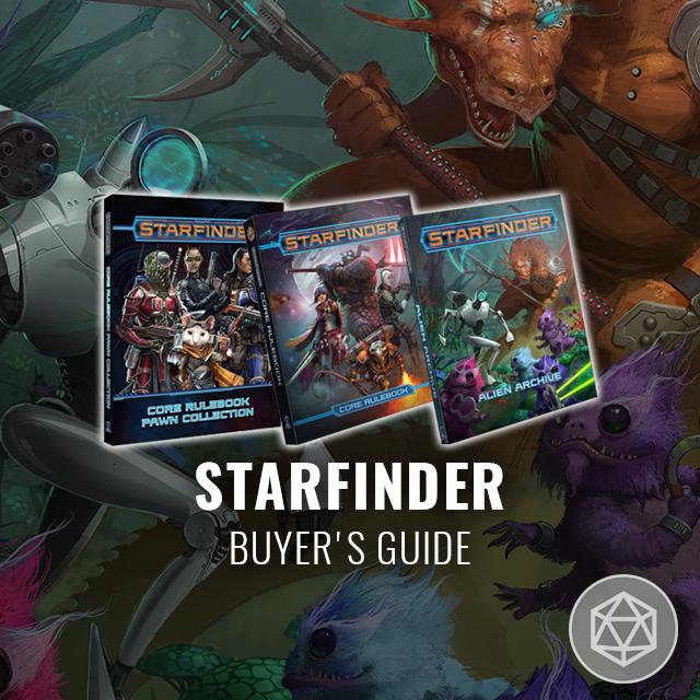 Starfinder Buyer's Guide