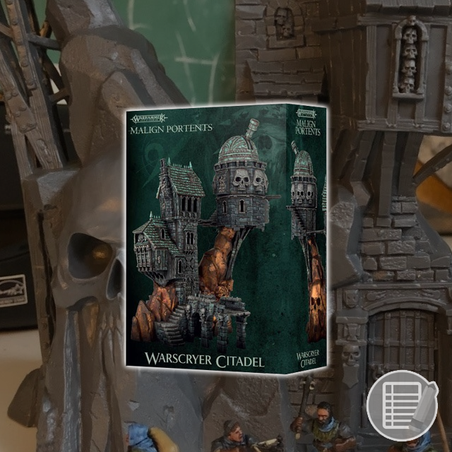 Warhammer Age of Sigmar: Warscryer Citadel Review