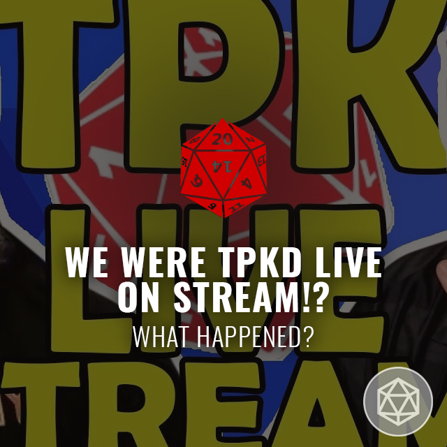 We Were TPKd LIVE on Stream!? What Happened?