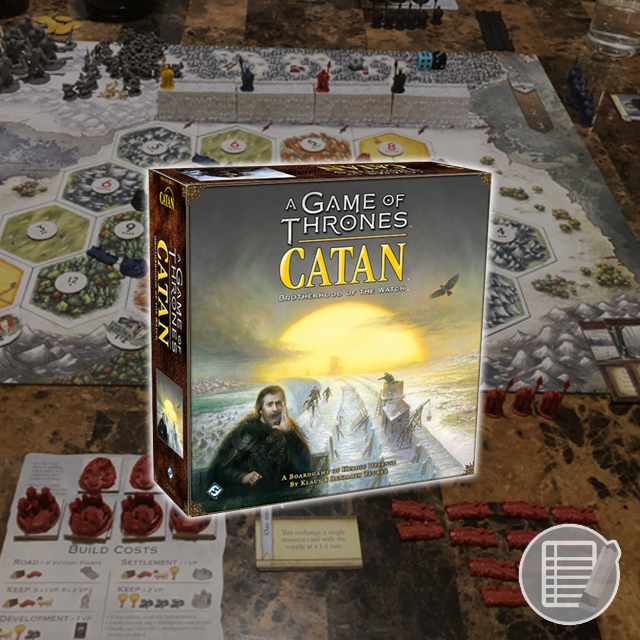 Catan: Brotherhood of the Watch Review