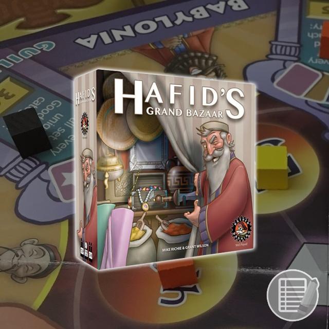 Hafid's Grand Bazaar Review