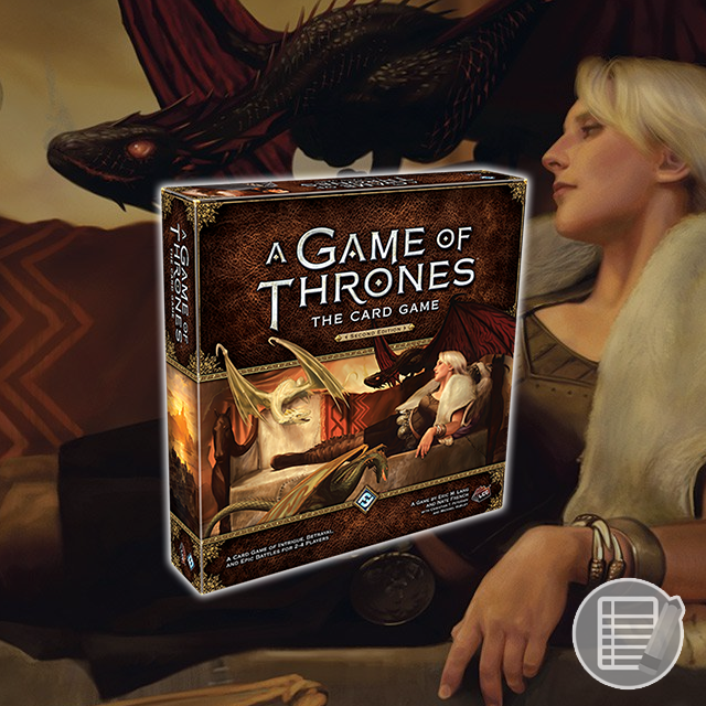 A Game of Thrones LCG (2nd Edition) Review